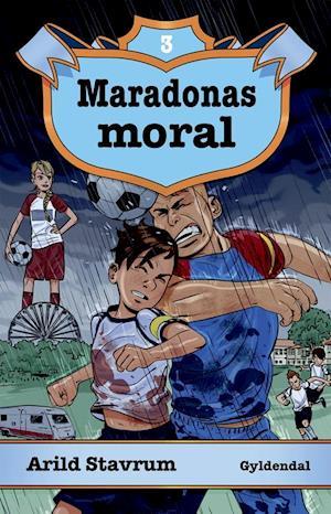 Bog, indbundet Maradonas moral af Arild Stavrum