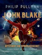 John Blake - mysteriet om spøgelsesskibet