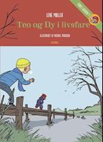 Teo og Dy i livsfare (Lydret læsebog)