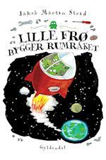 Lille frø bygger rumraket - Lyt&læs