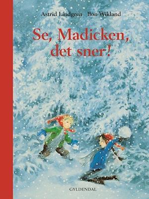 Bog indbundet Se Madicken det sner! af Astrid Lindgren