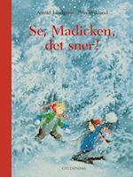 Se, Madicken, det sner! (Julebøger)