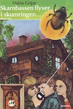 Skarnbassen flyver i skumringen af Maria Gripe