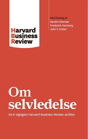 Bog, hæftet Om selvledelse af harvard Business Review