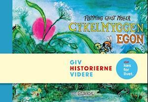 Bog, indbundet Cykelmyggen Egon af Flemming Quist Møller