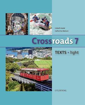 Crossroads 7 - texts - light