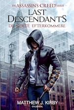 Last descendants (Assassins Creed De sidste efterkommere, nr. 1)