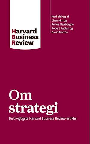 Bog, hæftet Om strategi af harvard Business Review