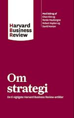 Om strategi (Harvard Business Review)