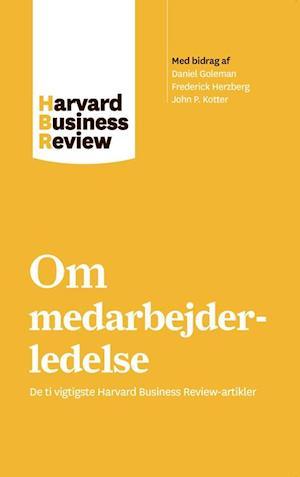 Bog, hæftet Om medarbejderledelse af harvard Business Review