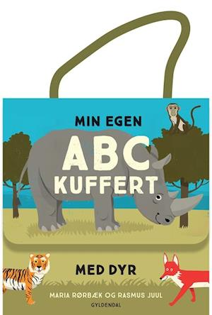 Min egen ABC-kuffert med dyr
