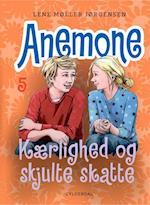 Anemone - kærlighed og skjulte skatte (Anemone, nr. 5)
