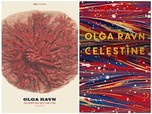 Bog, paperback Celestine og Jeg æder mig selv som lyng af Olga Ravn