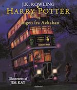 Harry Potter og fangen fra Azkaban (Harry Potter illustreret)