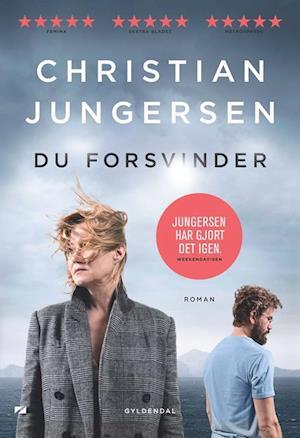 Bog, paperback Du forsvinder af Christian Jungersen