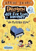 """Drengen der fik ting i hovedet - """"de mystiske øjne"""" af Kasper Hoff"""