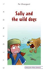 Sally and the wild dogs (English Mini-Dingo)