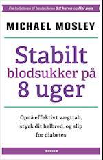 Stabilt blodsukker på 8 uger
