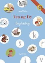 Teo og Dy - bogstavbog af Lene Møller