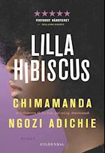 Lilla hibiscus