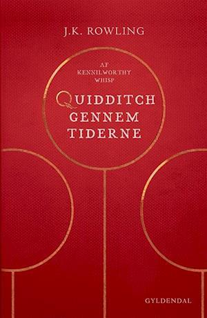 Bog, indbundet Quidditch gennem tiderne af J. K. Rowling