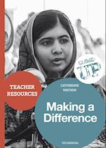 Making a Difference - Teacher Resources (Close Up)