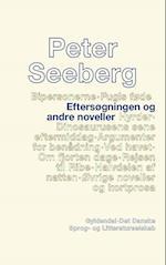 Eftersøgningen og andre noveller af Peter Seeberg