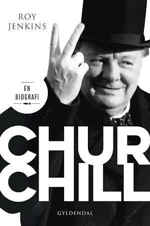 Bog, indbundet Churchill af Roy Jenkins