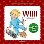 Willi holder jul af Inger Tobiasen, Kirsten Sonne Harild
