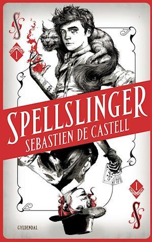 Bog, indbundet Spellslinger 1 af Sebastien de Castell