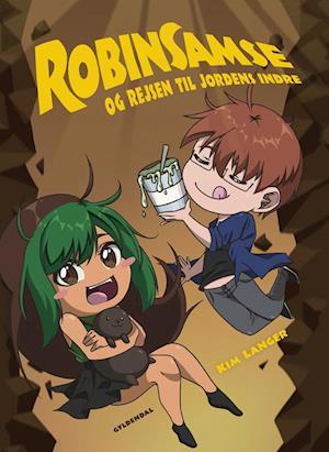 RobinSamse og rejsen til Jordens indre