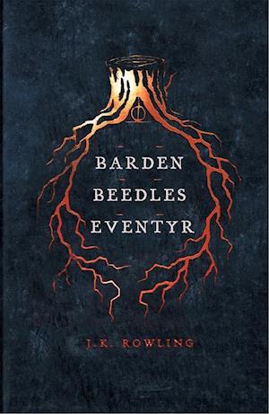 Bog, indbundet Barden Beedles eventyr af J. K. Rowling