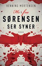 Hr. & fru Sørensen ser syner af Henning Mortensen