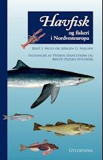 Havfisk og fiskeri i Nordvesteuropa af Bent Muus, Jørgen G. Nielsen