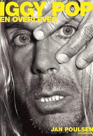 Bog hæftet Iggy Pop af Jan Poulsen