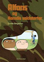 Alfons og Hamdis soldaterfar - Lyt&læs (Alfons Åberg)