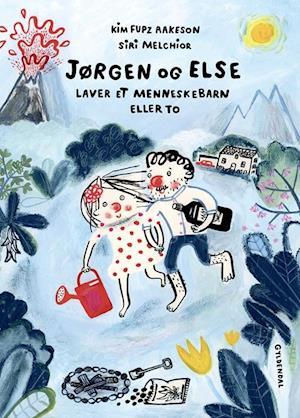 Jørgen og Else laver et menneskebarn eller to