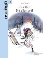 Rita Rim - blå eller grå?