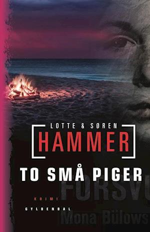 Bog, indbundet To små piger af Søren Hammer, Lotte