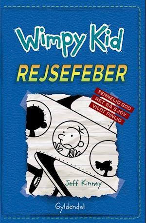 Wimpy Kid- Rejsefeber