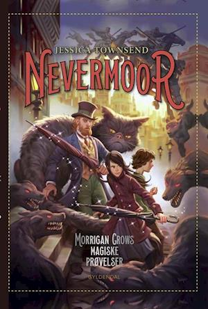Billedresultat for nevermoor danish