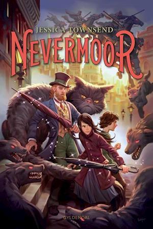Nevermoor 1 - Morrigan Crows magiske prøvelser