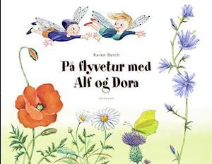 På flyvetur med Alf og Dora