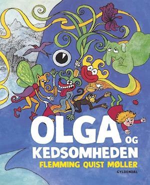 Olga og Kedsomheden