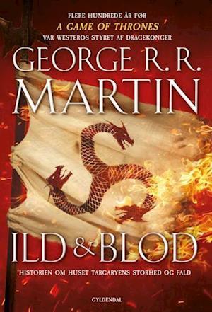 george r. r. martin – Ild & blod fra saxo.com