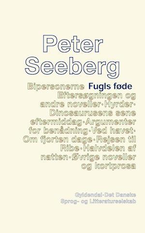 peter seeberg Fugls føde fra saxo.com