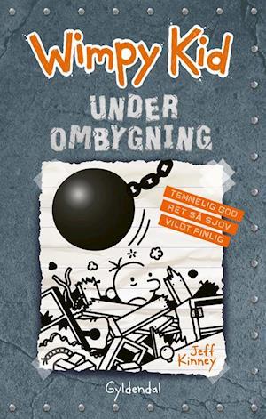 Wimpy Kid- Under ombygning