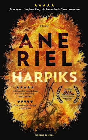 ane riel Harpiks på saxo.com