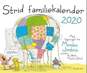 jakob martin strid – Strid familiekalender 2020-jakob martin strid-bog fra saxo.com