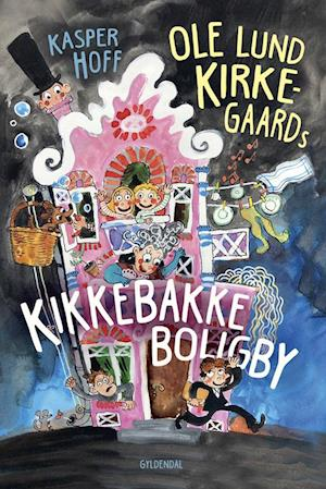 Ole Lund Kirkegaards Kikkebakke Boligby